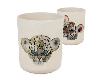 Kids Cup, Tiger and Lion