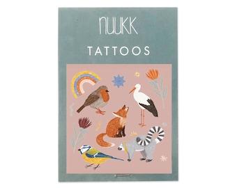 Organic Tattoos - little Piep