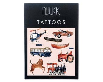 Organic Tattoos - Transport