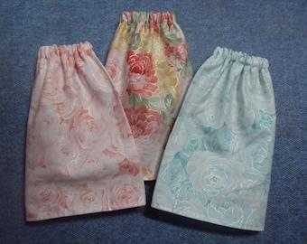 """Elegant Floral Skirt for Barbie Dolls ~ Clothes for 11 1/2"""" Fashion Dolls"""