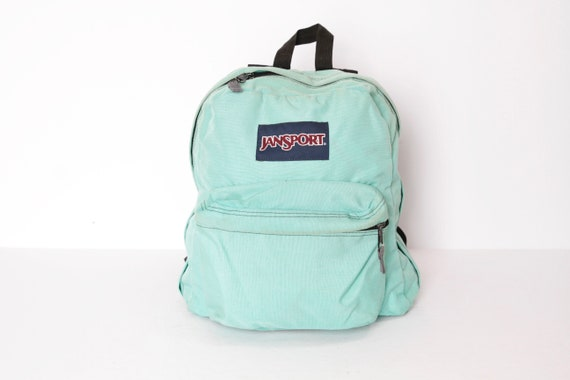 90s rare JANSPORT turquoise vintage BACKPACK day p