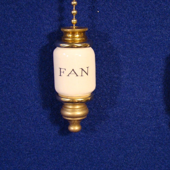 Fan Ceiling Fan Pull Chain Light Pull Chain Etsy