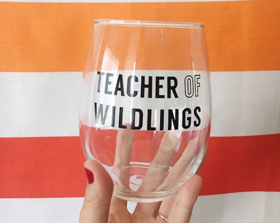 Wine Glasses, Gifts For Teacher, Teacher Christmas Wine Gift, Wine Glasses With Quote, Gift For Teacher, Teacher Life Wine Glass, Wine Cup