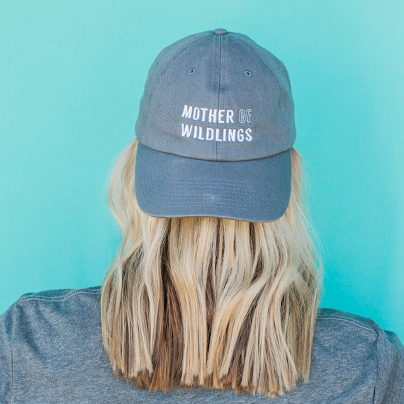 Mom Hat With Sayings, Quote Hat, Mother Of Wildlings, Mother Of Dragons, Dad Hat For Women, Gift For Her, Mom Gift For Her, Embroidered Hat