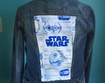 Star Wars Rebel Alliance Denim Jacket