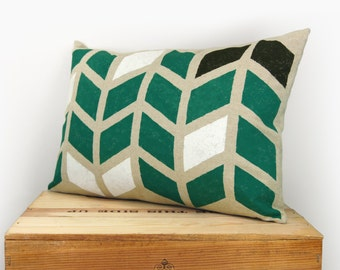 Sale 12x18 Or 16x16 Trellis Cushion Cover Decorative Throw