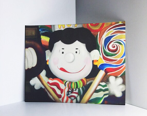 Candyland 8x10 Art Print