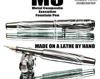 Handmade Fountain Pens