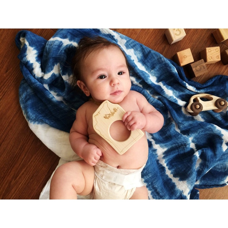 Vermont Toy Wooden Teether
