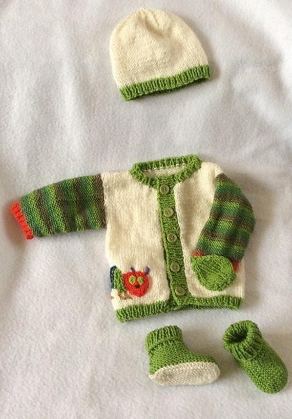 Aran Knitting Pattern for Baby Comforter Dog 216