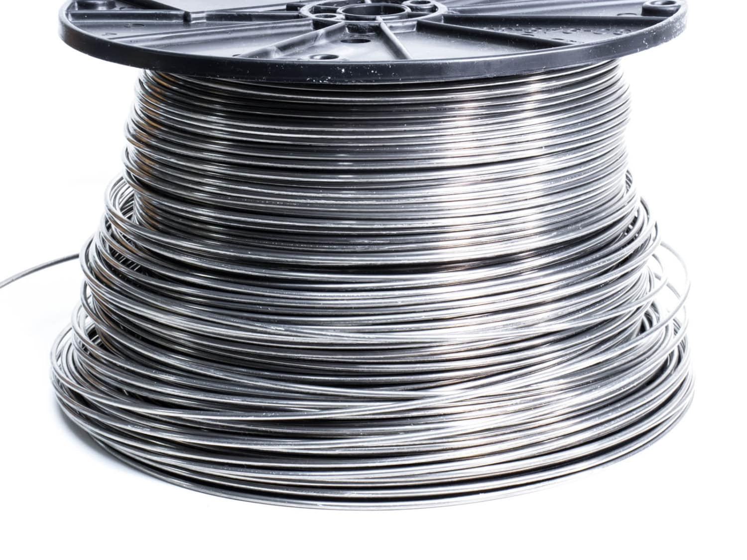 10 Feet of 12 Gauge Aluminum Wire- Zinc Free - Bird Toy Parts - DIY ...