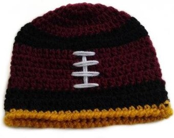 fd5f9e54b Custom Personalized Baby Unisex Tampa Buccaneers Inspired Football Sports Fan  Beanie Hat Boy Girl Photo Prop