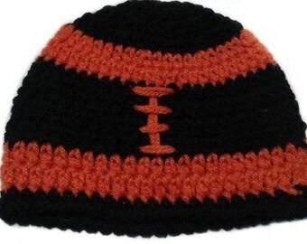 Custom Personalized Baby Unisex Cincinnati Bengals Football Sports Fan Beanie  Hat Boy Girl Photo Prop dc9b773e6