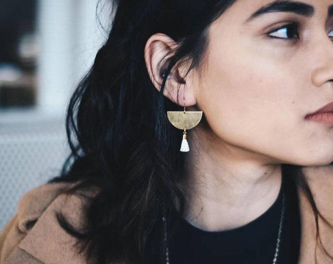 Featured listing image: Demi mini tassel drops