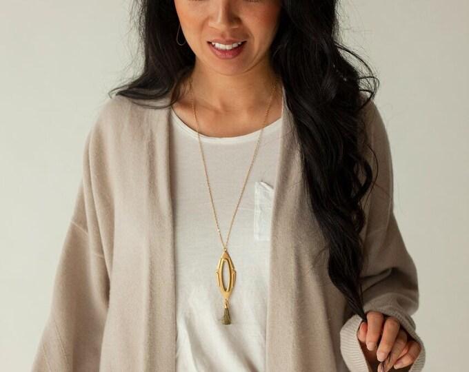 Featured listing image: Navajo tassel Pendant