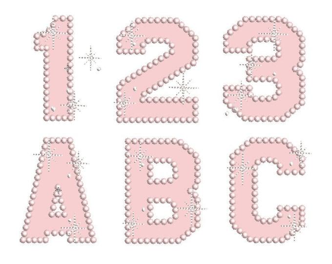 Sparkling dancer sport monogram applique font, machine embroidery applique designs, whole alphabet numbers 2, 3, 4 inches INSTANT DOWNLOAD