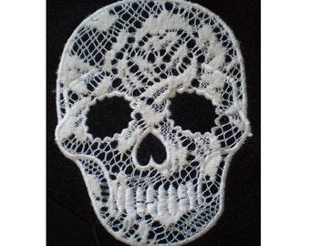 Day Of The Dead Skull Calavera