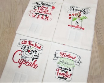 Kitchen cute quotes - machine embroidery designs - 5x5 INSTANT DOWNLOAD