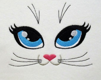 Cat eyes - Your Toy eyes  - INSTANT DOWNLOAD - machine embroidery designs
