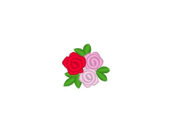 Accent Mini Rose Small Rose Small Flower Mini Roses Mini Etsy