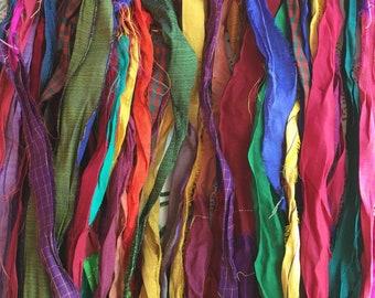 Ribbon yarn | Etsy