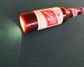 Vintage Schlitz Beer Bottle Flashlight, Schlitz Beer Collectible