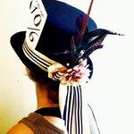 Mad hatter hat Alice in Wonderland  top hat
