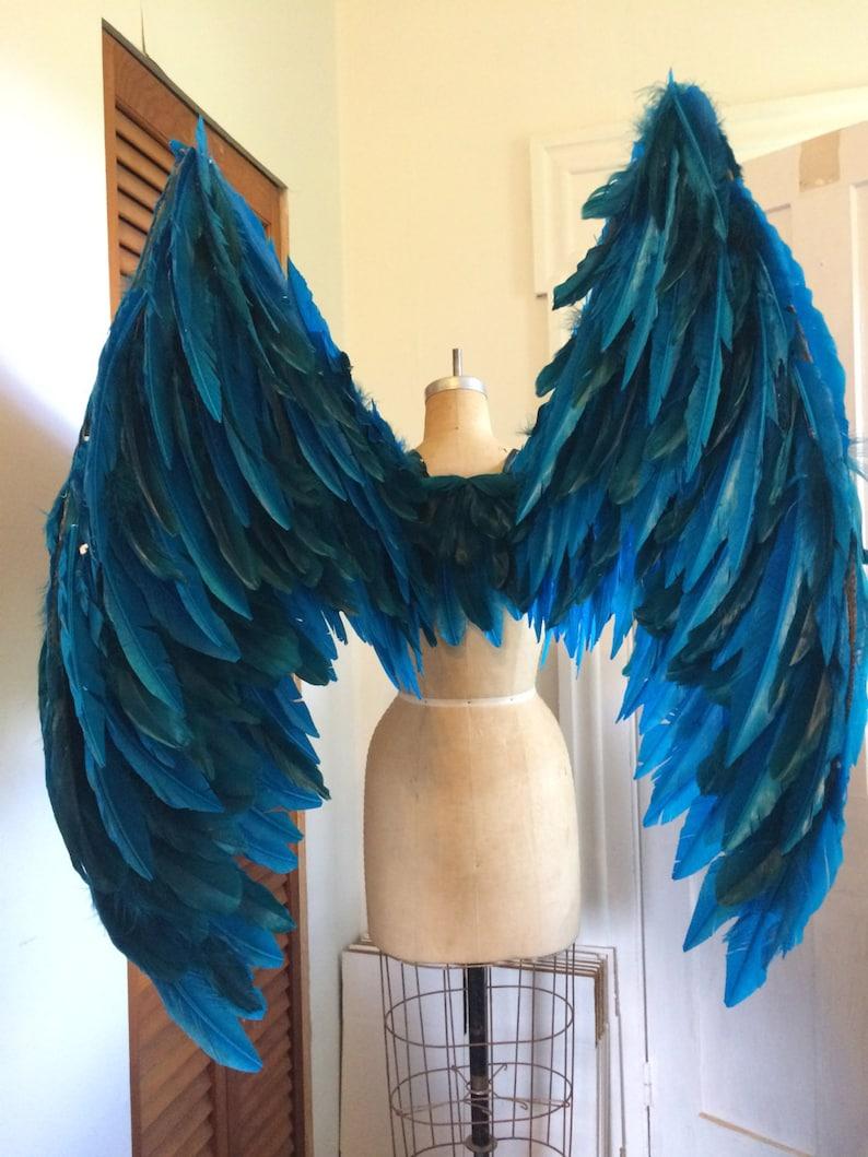 Angel costume Fairy Wings/  Bird image 0