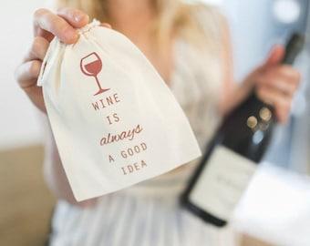I make pour decisions Bachelorette Party Favor Bags Bachelorette Party Favors Hangover Kit Wine Party Bag Wine Favors