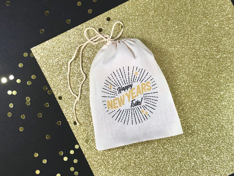 Holiday Party Hangover Kits Holiday Hangover Kit Bag New Year Holiday Party Favor Happy New Years Favor Bags Holiday Recovery Kits