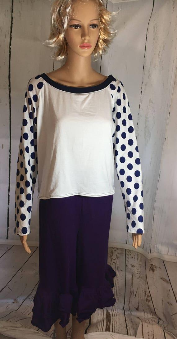 Raglan T-Shirt (custom XXS to 3XL) Long Sleeve (Free Monogramming)