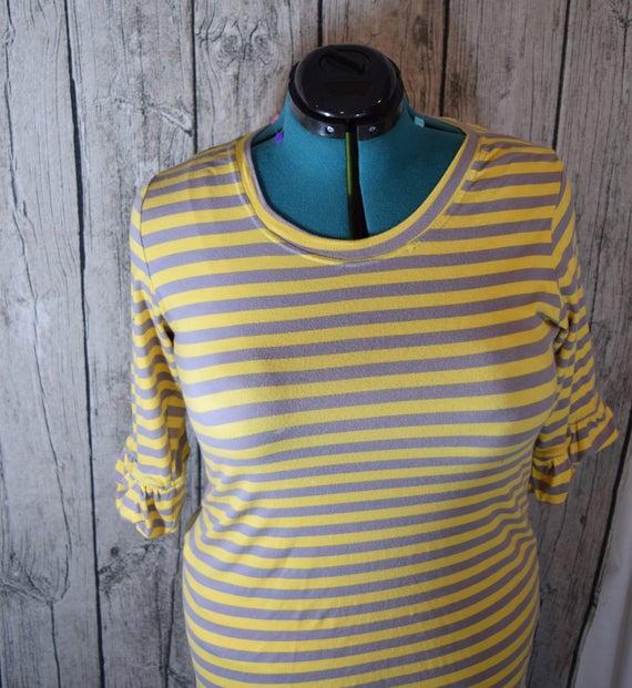 Custom Made 3/4 Sleeve Top - Dress Length