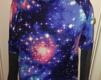 Men's Hooded T-Shirt (XS - XXL) - Custom
