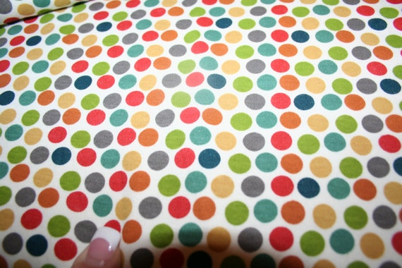 Dots Knit  from Birch (Half Yard)