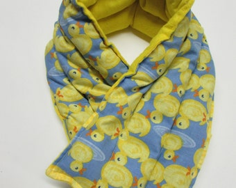LONG Hot/Cold Therapy Neck Wrap Rubber Ducks