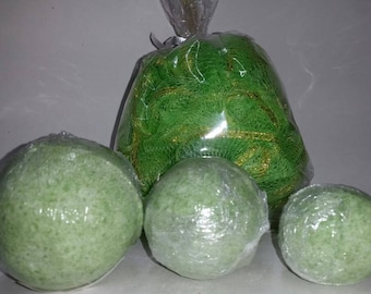 Tea Tree Bath Bombs