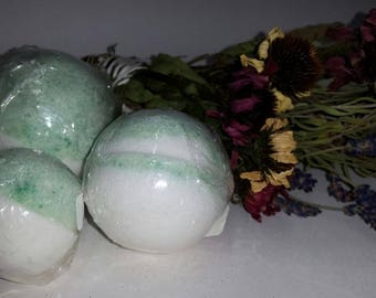 Sinus Bath Bombs