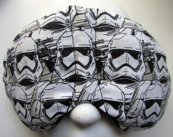Herbal Hot/Cold Therapy Sleep Mask with adjustable and removable strap Star Wars Storm Troopers