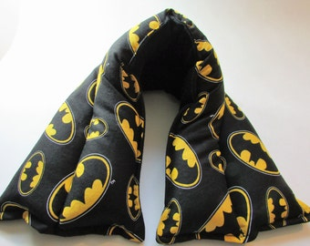 Hot/ Cold Herbal Therapy Neck, Knee and Ankle Wrap Batman