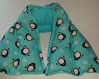 Hot/ Cold Herbal Therapy Neck, Knee and Ankle Wrap Penguins