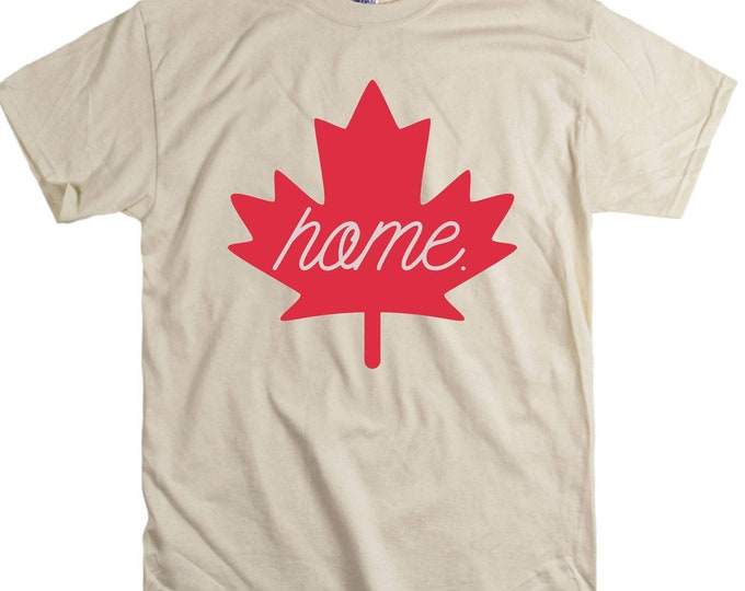 Home Canada Canadian sorry Unisex fit Tee Ontario maple leaf BC Quebec Canadiens eh sorrey