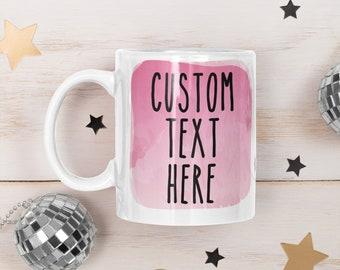 Customized Personalized Mug