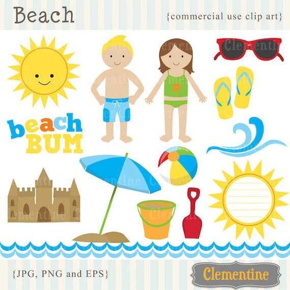 Beach clip art images beach clipart summer clip art beach ...