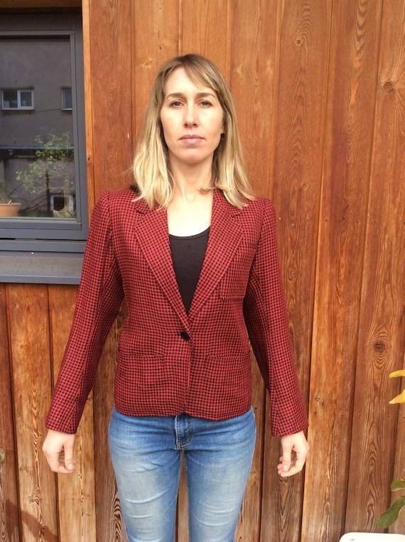 Yves St Laurent Rive Gauche Jacket