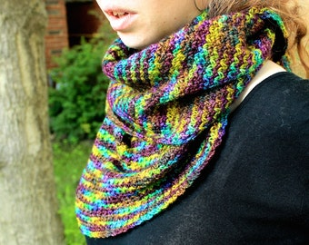 Skewed and Colourful - Wrap yourself in a bit of Asymmetry!