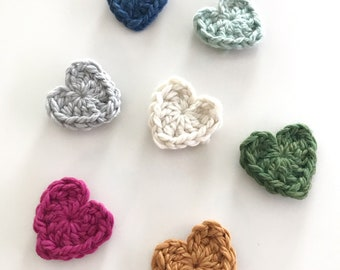 Alpaca Cocoro Brooch   Heart Shaped Crocheted Brooch   Chunky Brooch   Fine Peruvian Highland Wool   Gift for Her   Valentine Gift