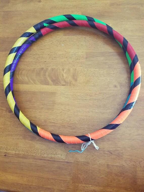 Custom Dance Hoop Phoenix Infinity Collapsible Hula Hoop fitness