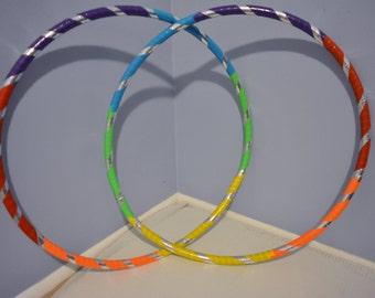 Custom Mini Hoop Doubles Dance Hoops Hula Hoops