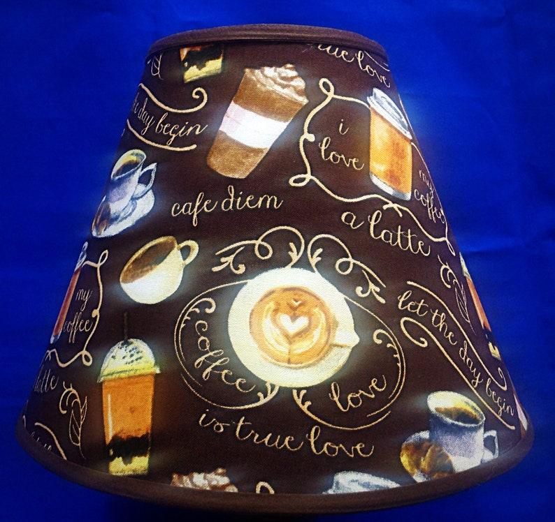 Coffee Lamp Shade image 0