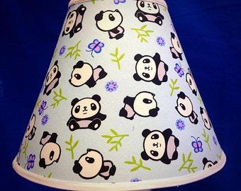 Panda Lamp Shade